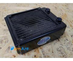 Медный радиатор для систем водяного охлаждения 120*45мм